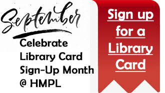 Sign-up for a card this month