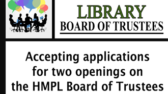 Board of Trustees Applications