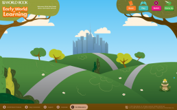 Early World of Learning screenshot
